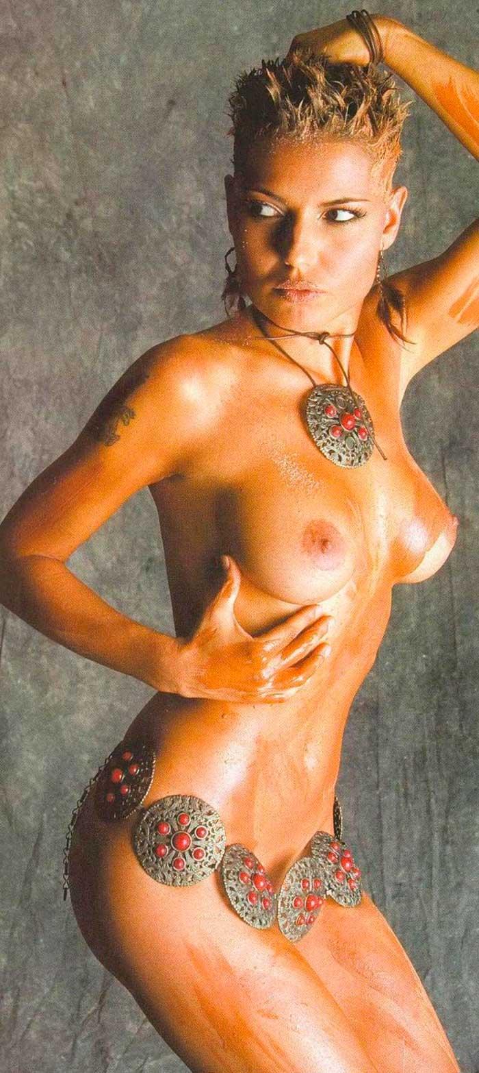 Mari Cielo Pajares Fotos Desnuda Revista Erótica 6