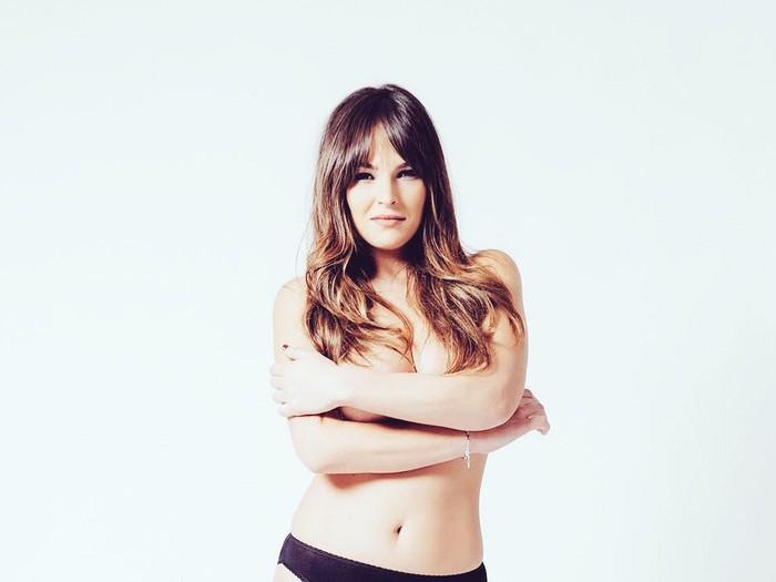 Marta Peñate Topless Concursante Gran Hermano 16