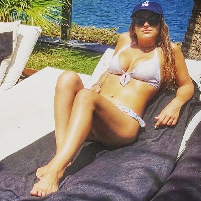 Marta Peñate Bikini Sexy Concursante Isla Tentaciones 8