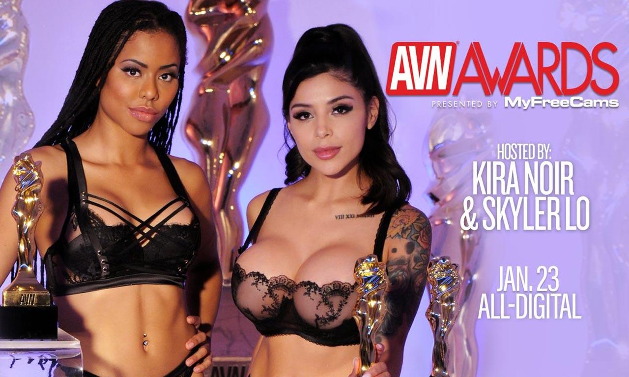 Presentadora Kira Noir Avn Awards 2021