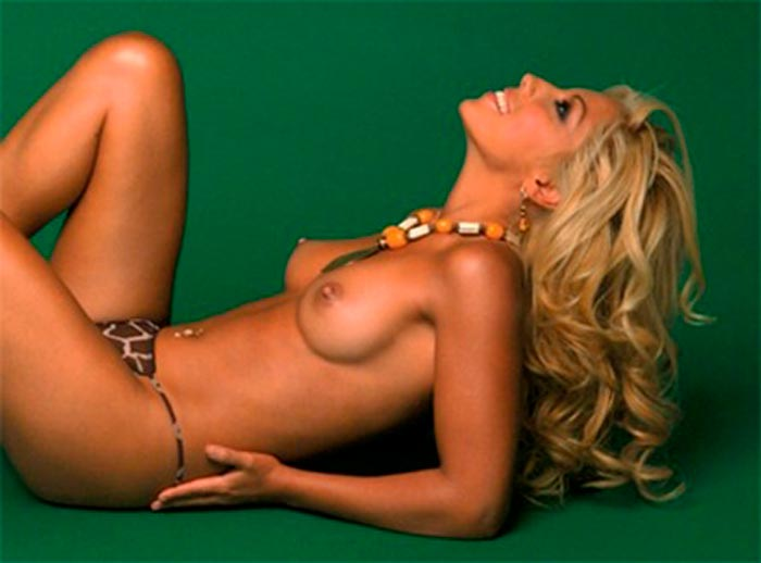 Rebeca Pous Desnuda Revista Interviu 8