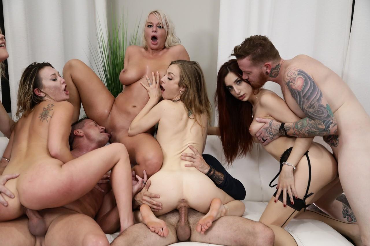 Sex A Holics Orgy Zero Tolerance 8