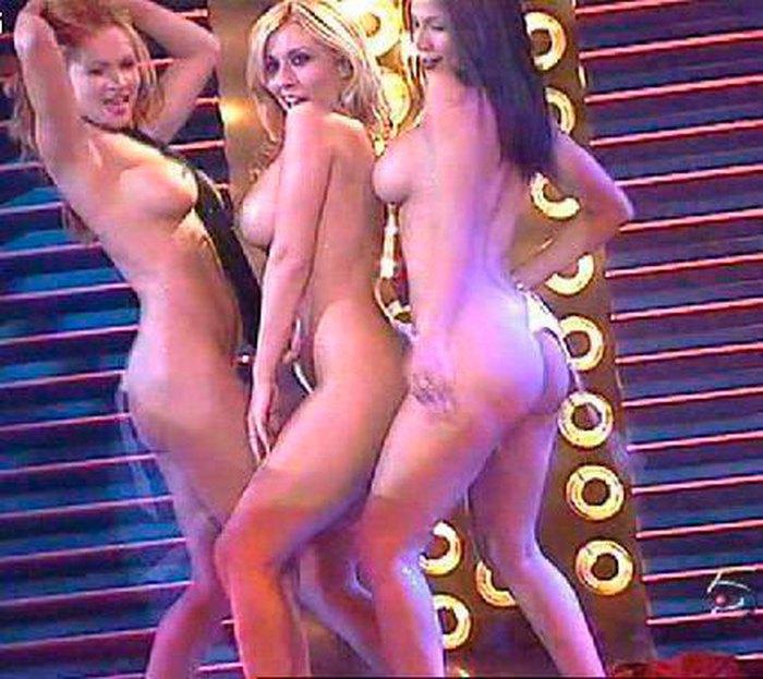 Susana Reche Chicas Hot Programa Televisión Crónicas Marcianas