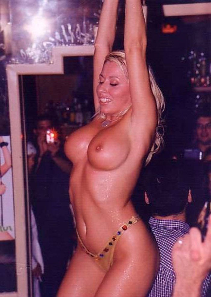Susana Reche Stripper Despedida Soltero 8