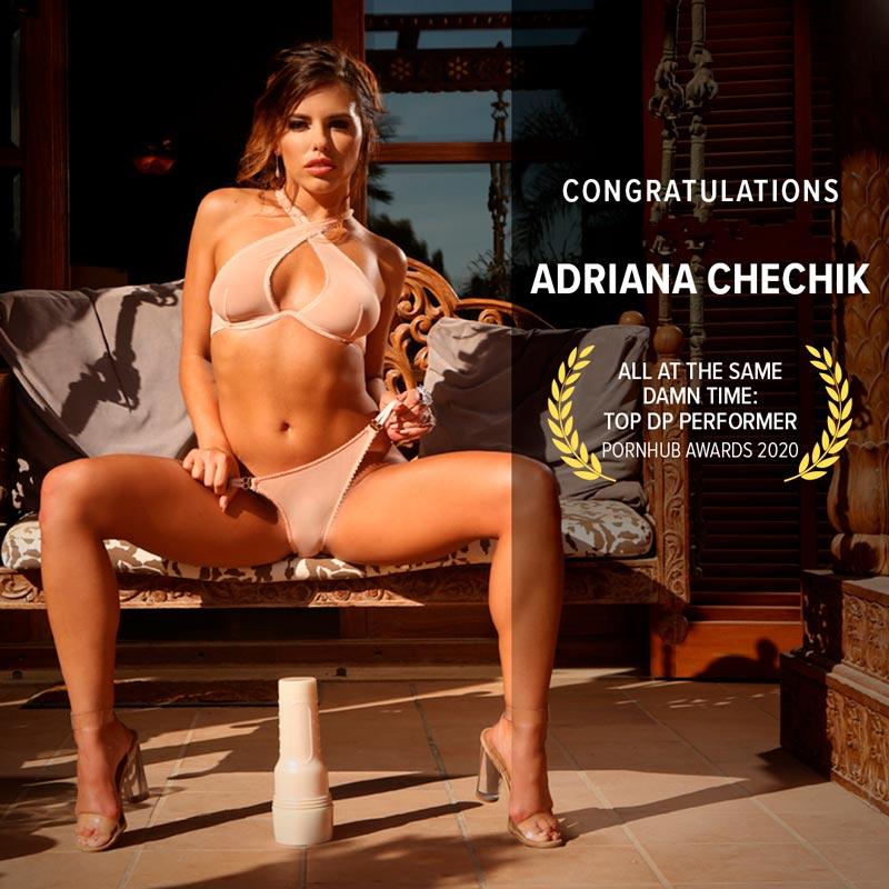 Adriana Chechik Mejor Dp Pornhub Awards 2020