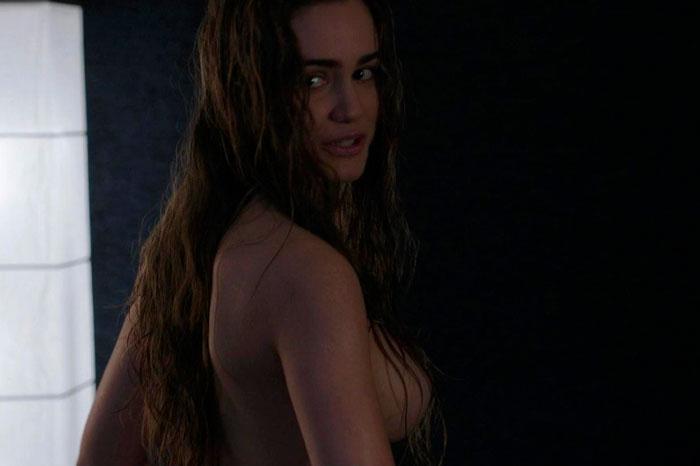 Alicia Sanz Desnuda Afterparty Película