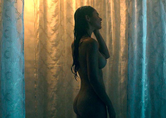 Alicia Sanz Desnuda Completamente Pechos Culo