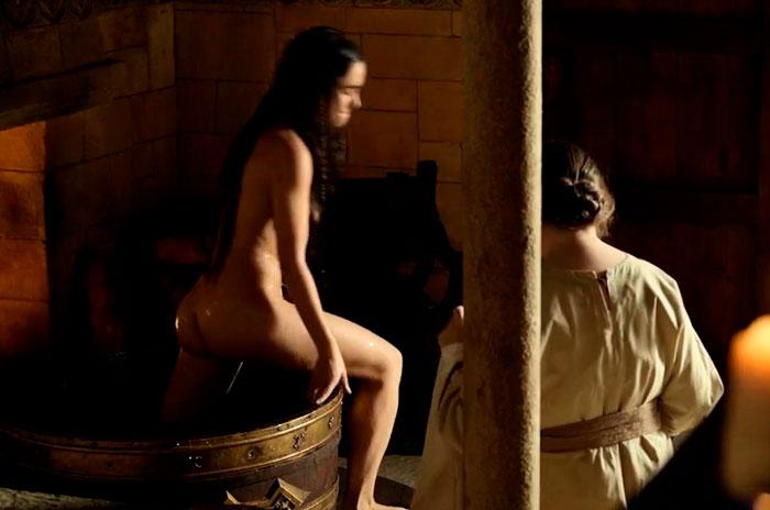 Alicia Sanz Desnuda Serie El Cid 2