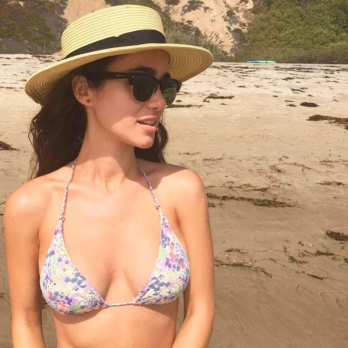 Alicia Sanz Fotos Sexys Bikini 2