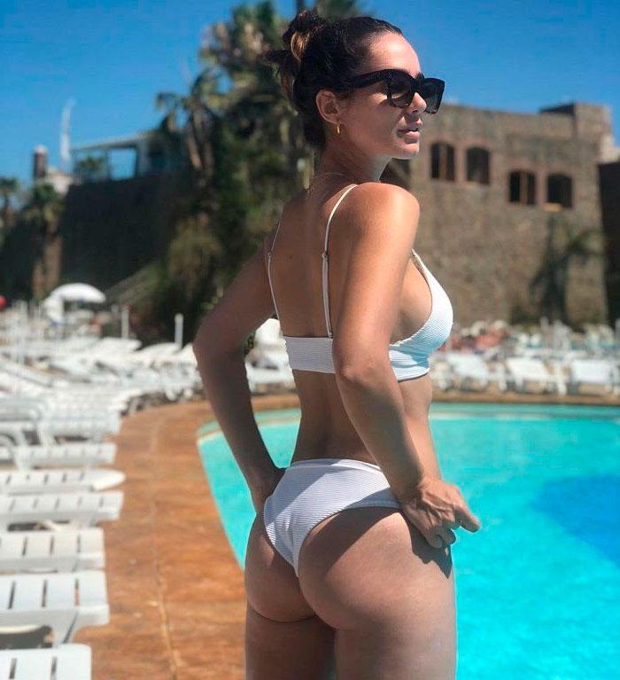 Alicia Sanz Fotos Sexys Bikini 7