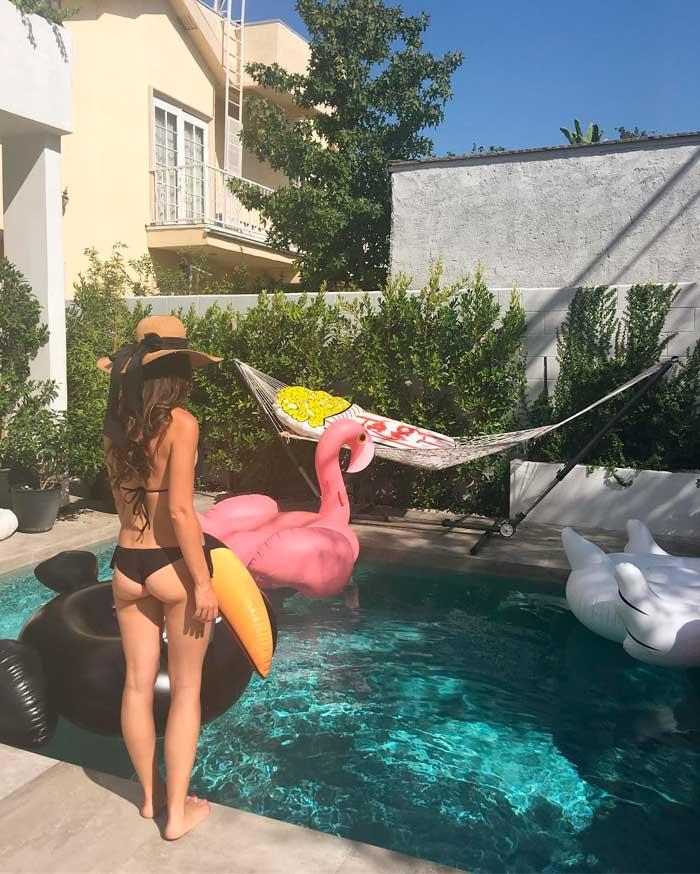 Alicia Sanz Fotos Sexys Bikini 9
