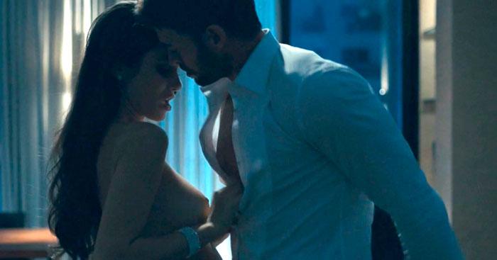 Alicia Sanz Sexo Brazos Asesino Película