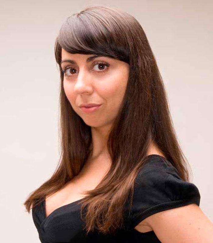 Carmen Ruiz Famosa Actriz Cara Fea Guapa Diferente