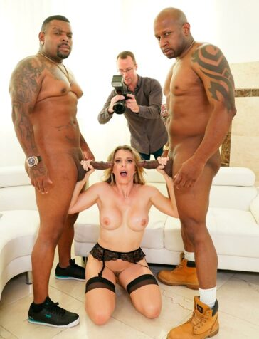 Cory Chase Experta Infidelidad Interracial