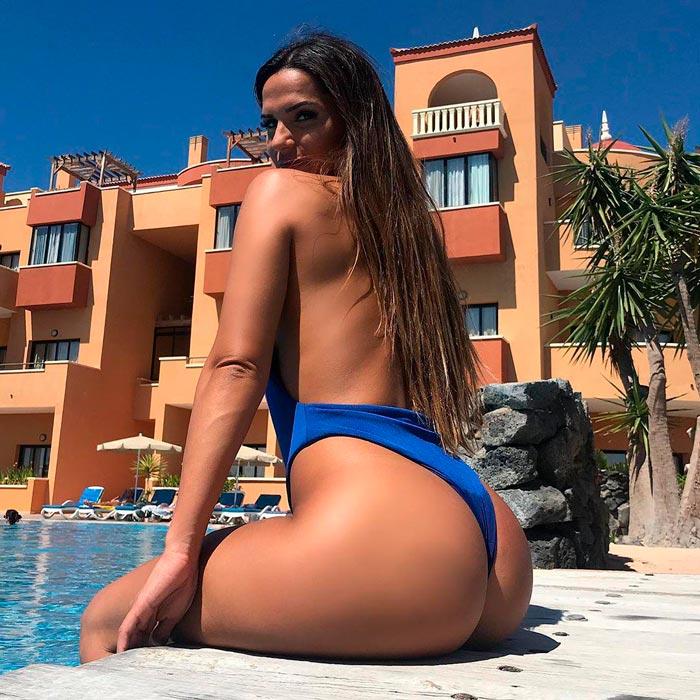 Cristina Gilabert Canaria Cuerpo Explosivo Fitness 3