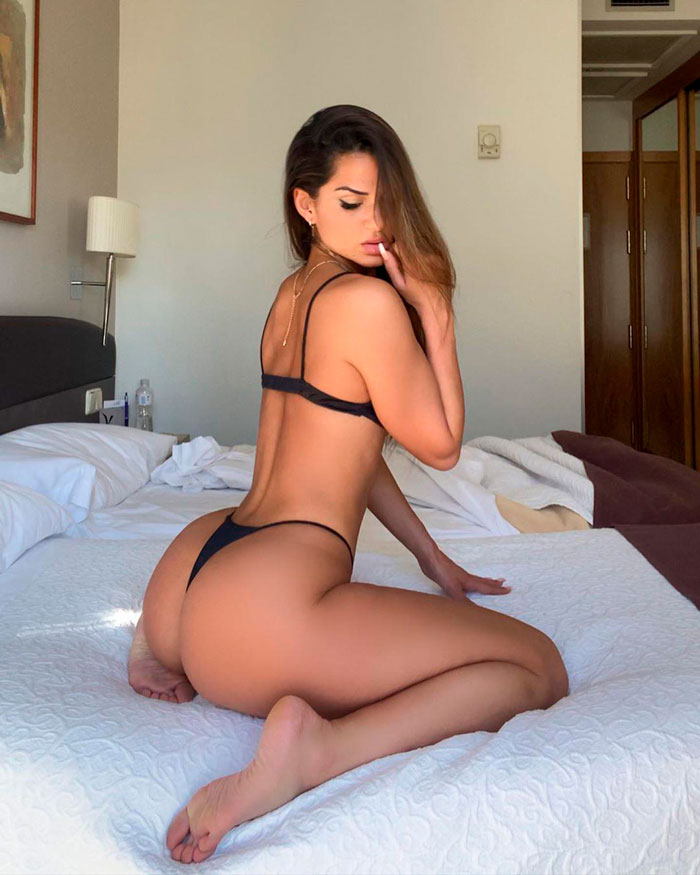 Cristina Gilabert Famosa Instagramer Modelo Sexy 2