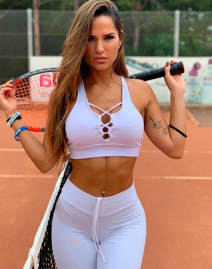 Cristina Gilabert Famosa Instagramer Modelo Sexy
