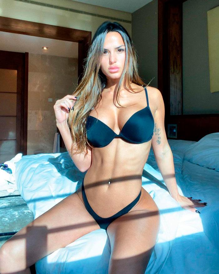Cristina Gilabert Fotos Eróticas Modelo Fitness 3