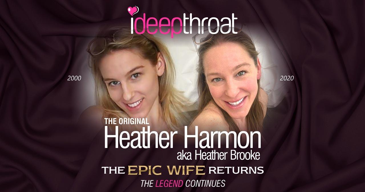 Heather Harmon Reina Mamadas Pornhub Awards 2020