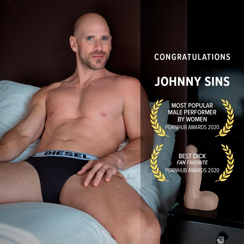 Johnny Sins Mejor Polla Pornhub Awards 2020