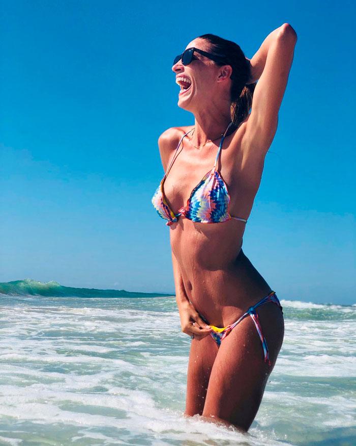 Laura Sánchez Fotos Bikini Cuerpo Espectacular