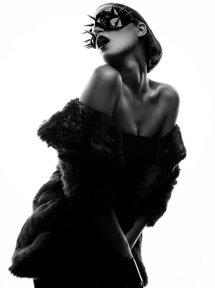 Laura Sánchez Modelo Española Fotos Moda