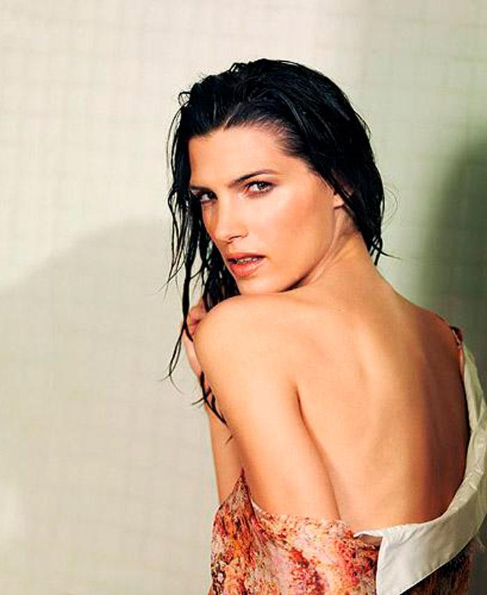 Laura Sánchez Modelo Publicitaria Revista Moda 5