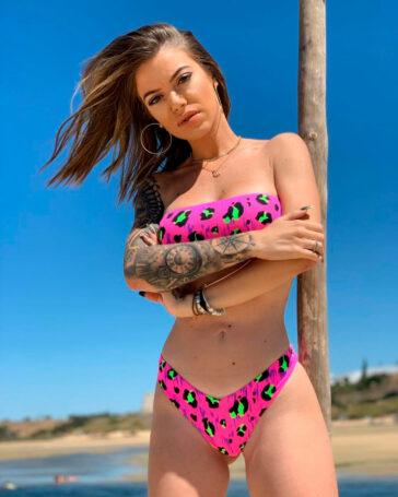 María Isabel Fotos Eróticas Bikini Sexy