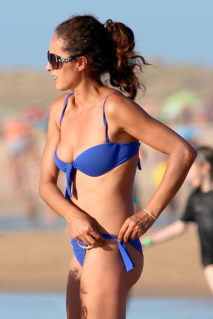 Mónica Estarreado Bikini Cuerpazo