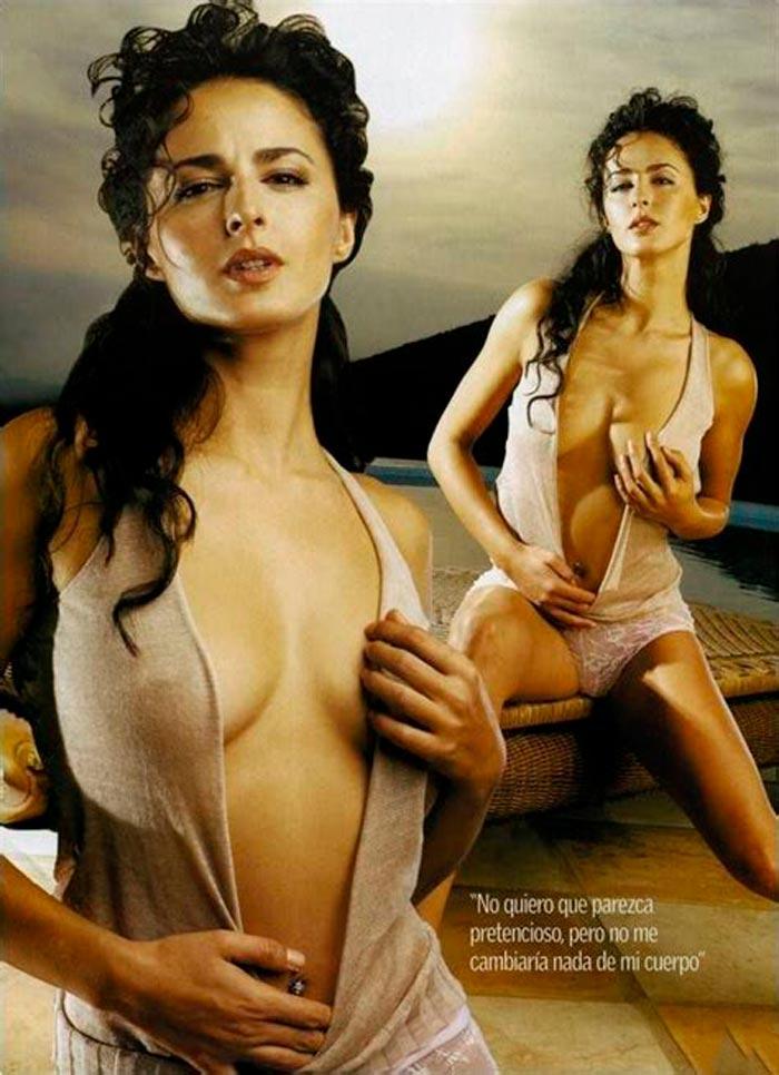 Mónica Estarreado Cuerpo Desnudo Sensual 4