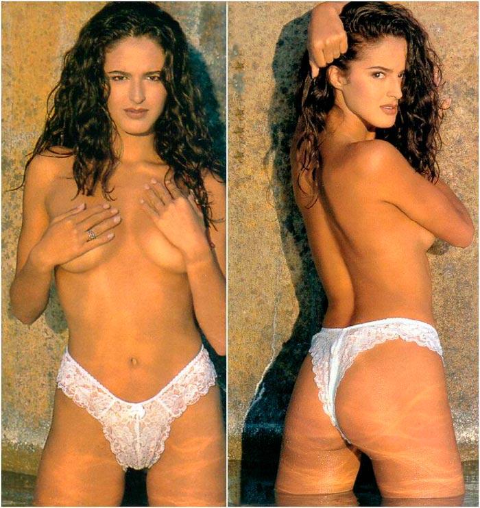 Mónica Estarreado Desnuda Topless