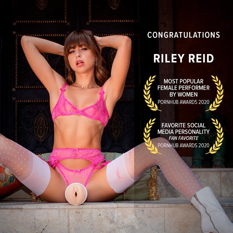Riley Reid Mejor Pornostar Mujeres Pornhub Awards 2020