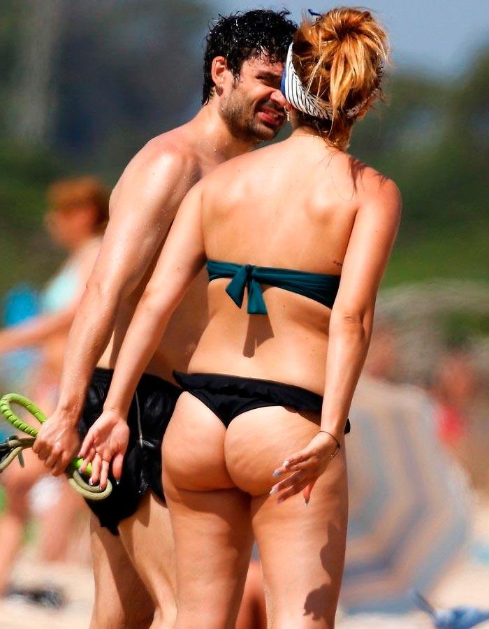 Blanca Suárez Bikini Playa Vacaciones Verano 5