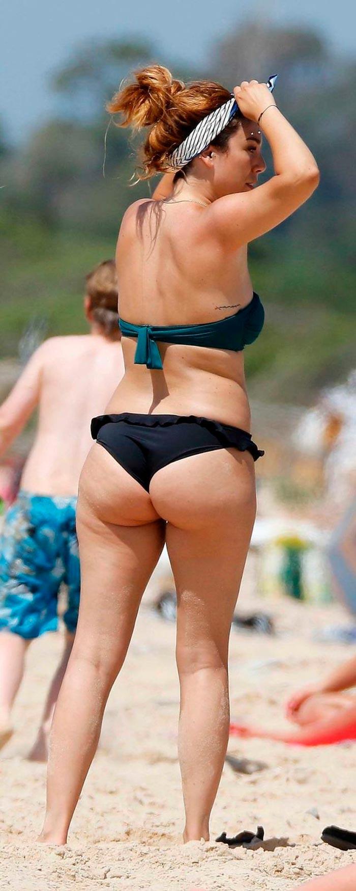 Blanca Suárez Bikini Playa Vacaciones Verano 6 7