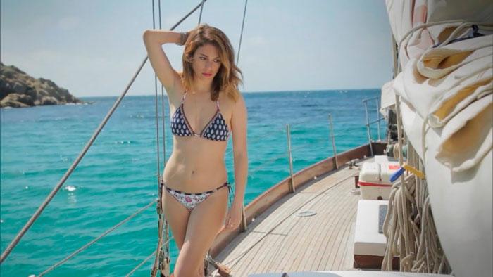 Blanca Suárez Bikini Posado Moda Vogue 3