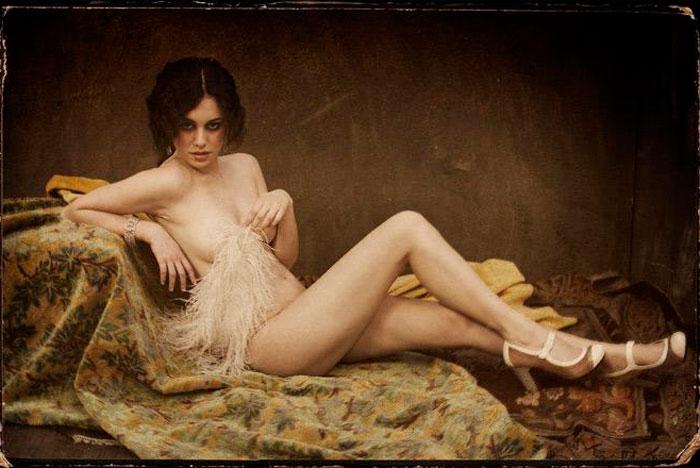 Blanca Suárez Desnuda Evita Censura Instagram
