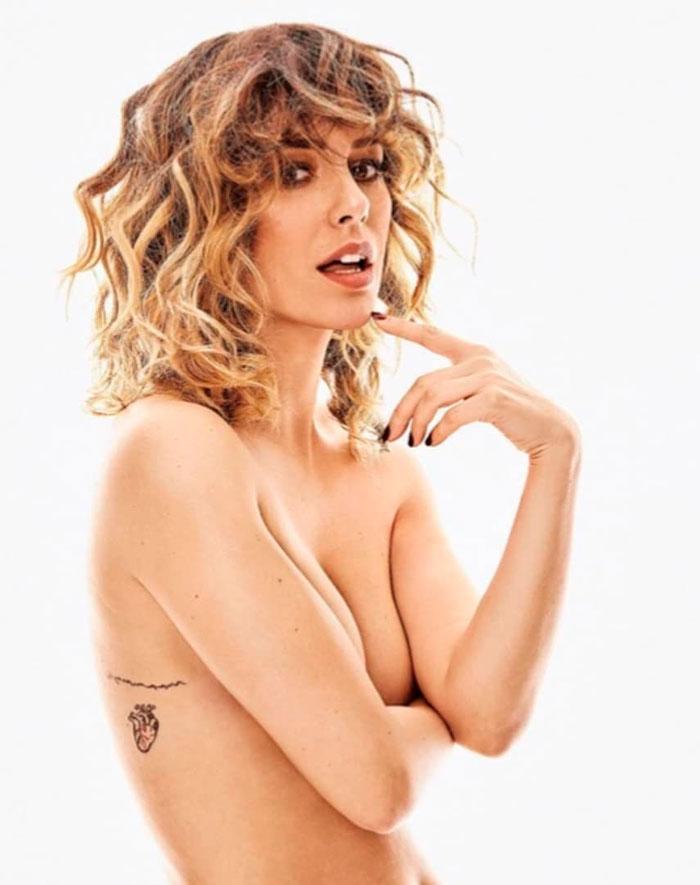 Blanca Suárez Desnuda Portada Revista Women's Health 6