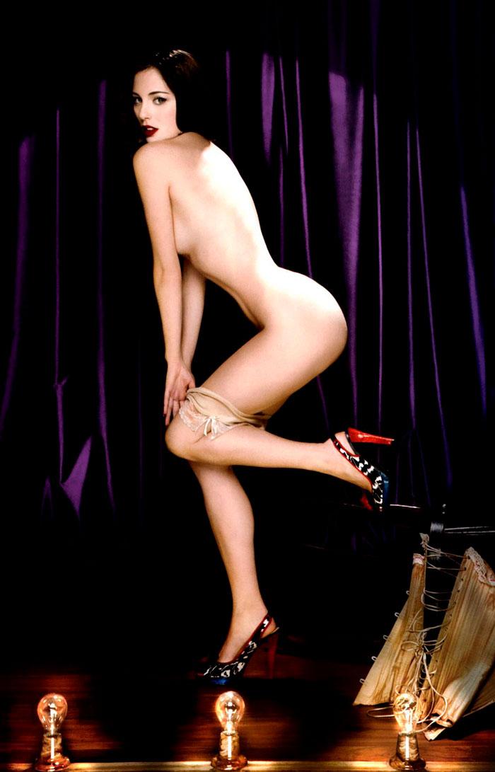 Blanca Suárez Desnuda Revista Man 2