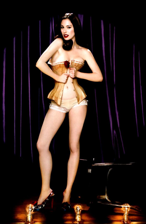 Blanca Suárez Desnuda Revista Man 4