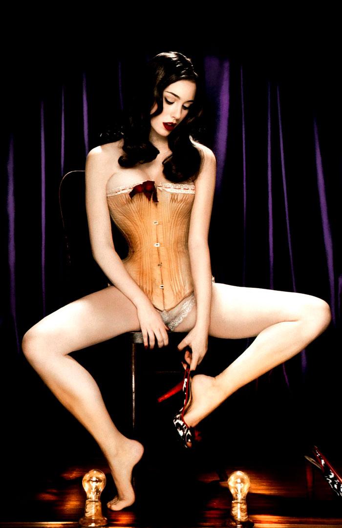 Blanca Suárez Desnuda Revista Man 5