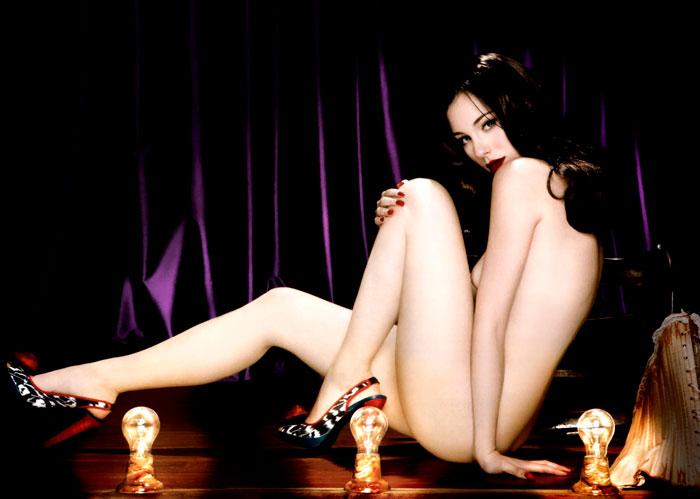 Blanca Suárez Desnuda Revista Man 6