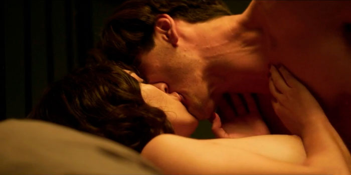 Blanca Suárez Escena Sexual Chicas Cable Netflix