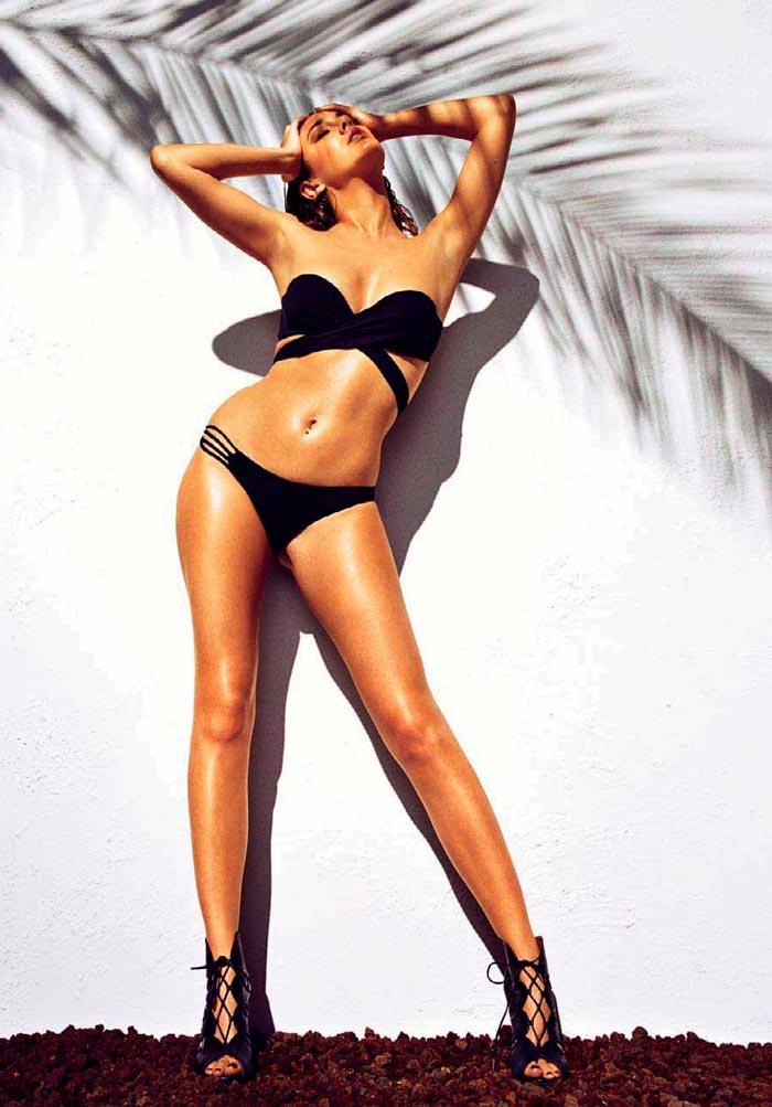 Blanca Suárez Fotos Bikinis Posados Moda 10