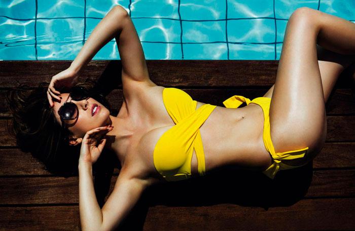 Blanca Suárez Fotos Bikinis Posados Moda 3