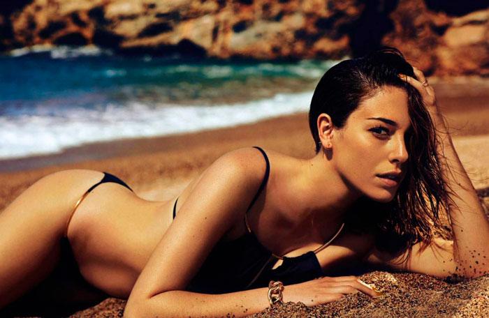 Blanca Suárez Fotos Bikinis Posados Moda 4
