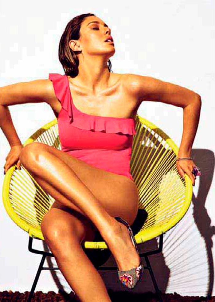 Blanca Suárez Fotos Bikinis Posados Moda 9