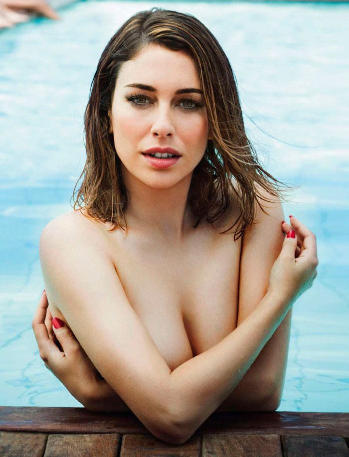 Blanca Suárez Topless Moda Guapa Actriz