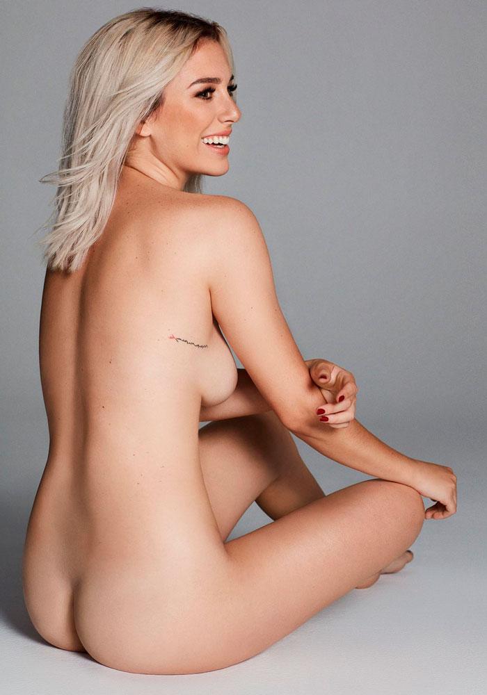 Blanca Suárez Totalmente Desnuda íntegro Desvestida