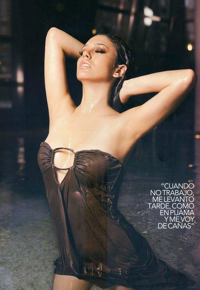 Blanca Suárez Trajes Baño Revistas Moda 2