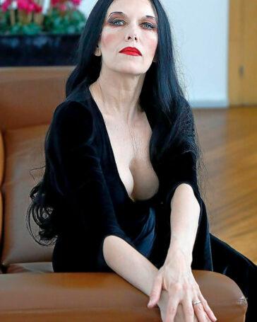 Carmen Conesa Espectacular Escote Tetas